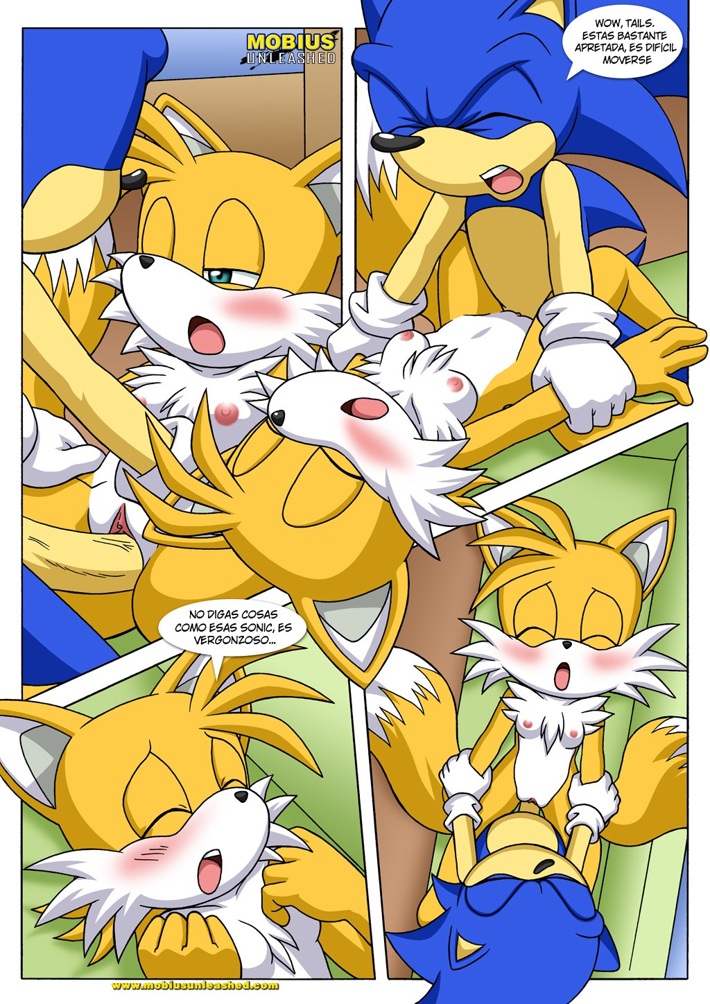 Apologise, but, Tails and sonic nude in the shower opinion you