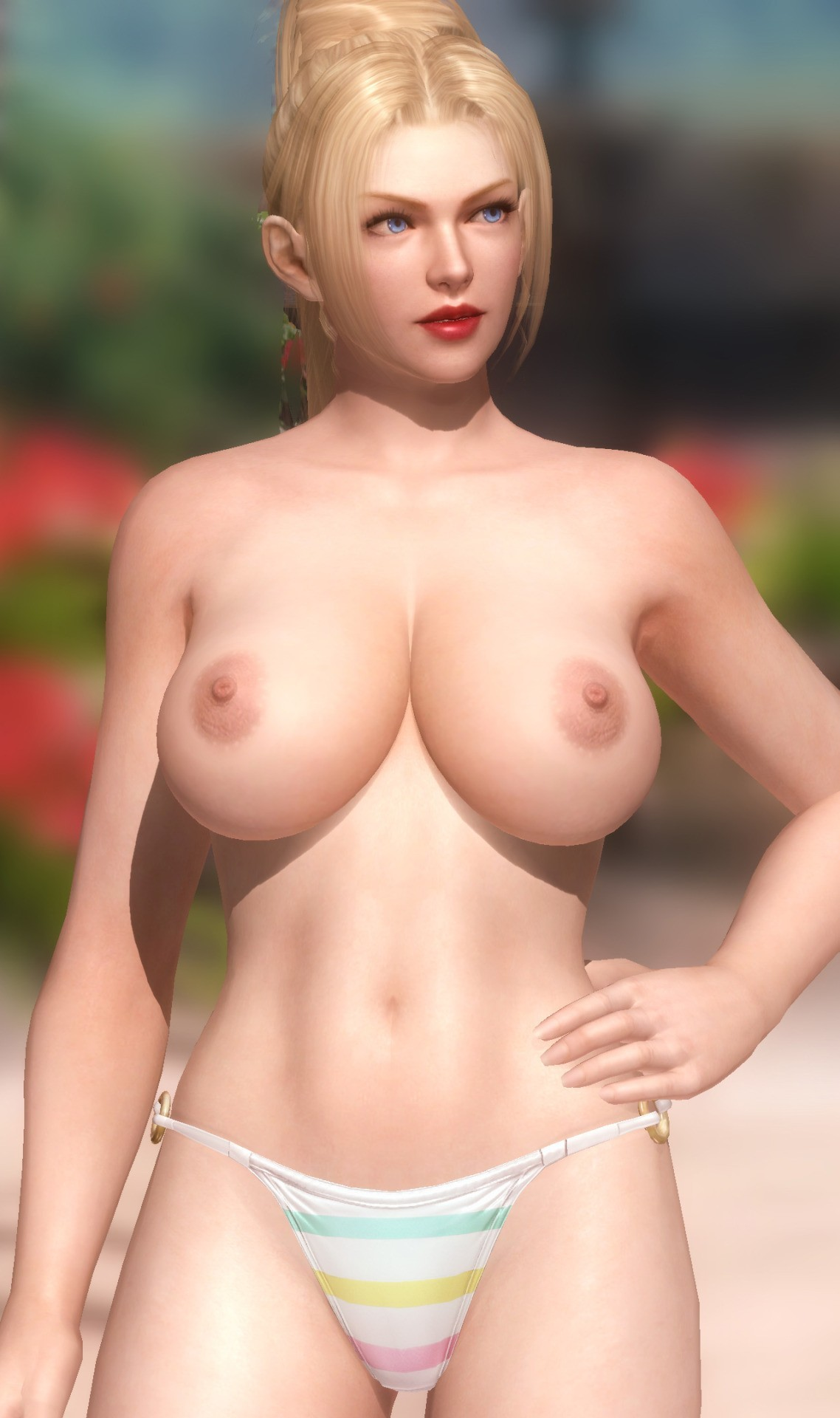 Dead or alive 5 last round nude
