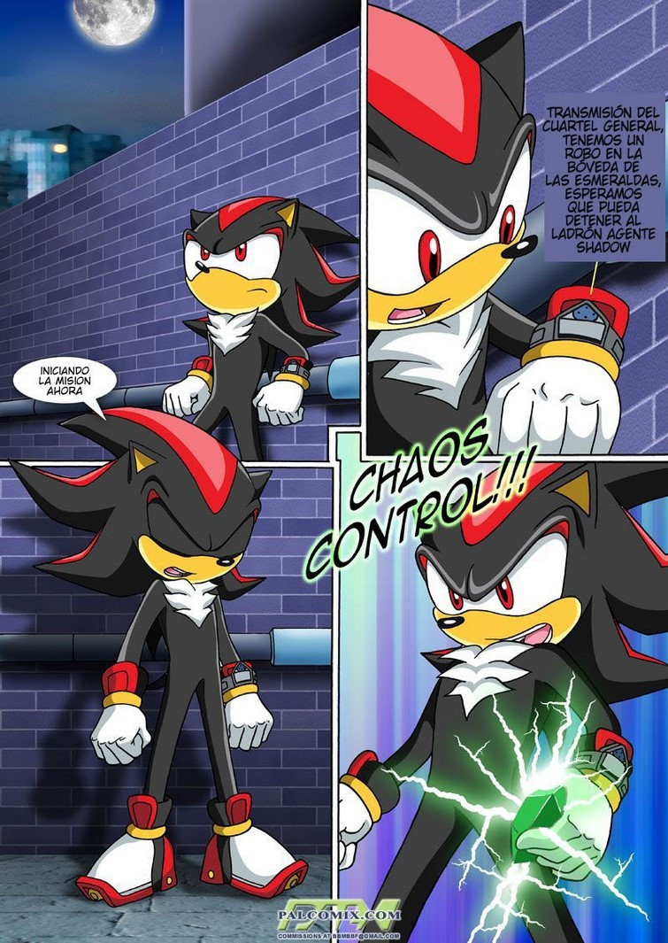 Sonic And Shadow Xxx