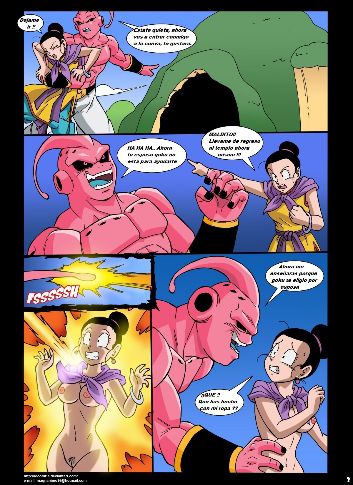 historias porno dragon ball